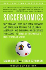 10 Things to Learn from Soccernomics (by Simon Kuper)