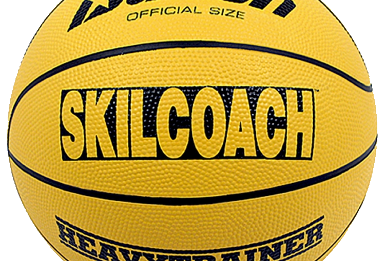 Baden SkilCoach Heavy Trainer Rubber Basketball [Review]