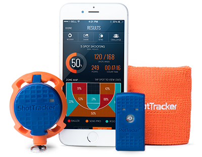 ShotTracker [Basketball Trainer Review]