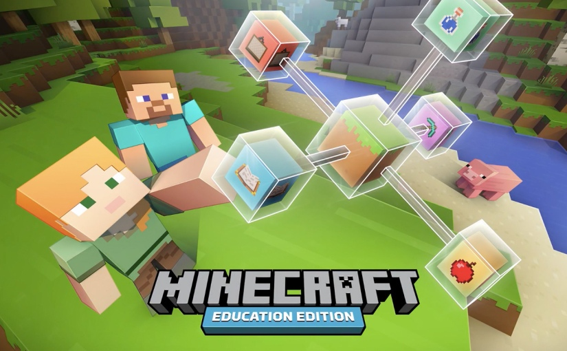 My Microsoft Minecraft Education Strategy – May 2015