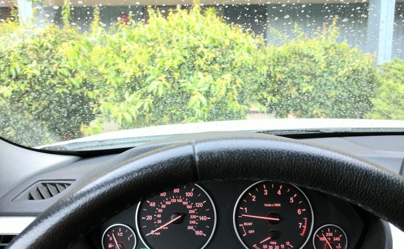 90 Degree Temperature and Rain in the BayArea?