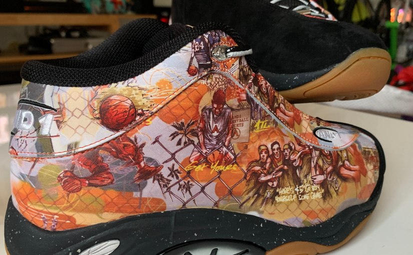 And1 Tai Chi Mixtape Shoes – In the Wild!